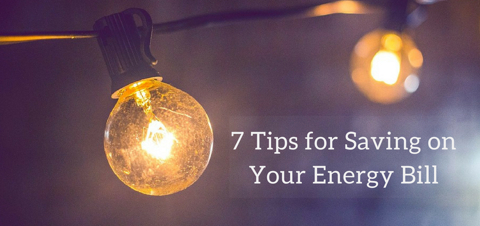 7 Ways to Reduce Your Energy Bill (1)